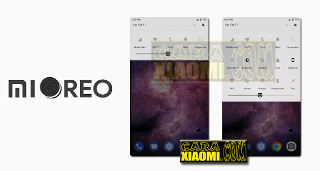 Download MiOreo Mtz Theme For MIUI