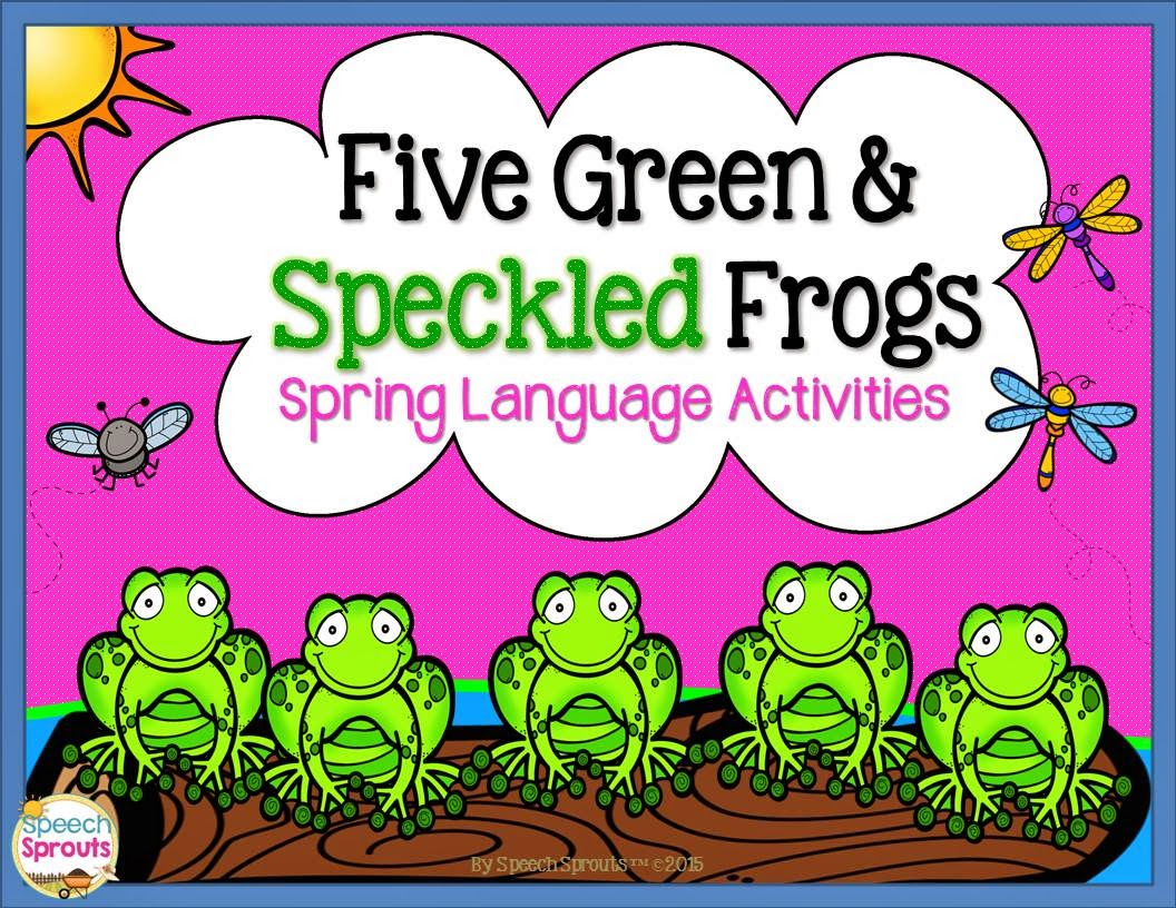 Speech Sprouts 11 Spring Speech Therapy Freebies You Won
