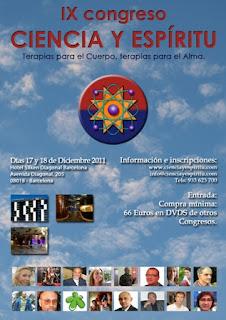 IX Congreso de Ciencia y Espíritu