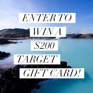 Enter the June Target Gift Card Giveaway. Ends 6/20.