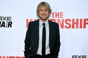 Owen Wilson became a father for the second time