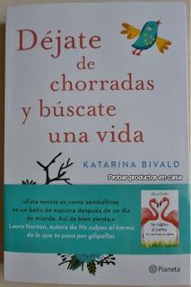 """""""Déjate de chorradas y búscate una vida"""" Katarina Bivald"""