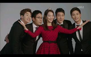 Shin Min Ah In Korean Drama Oh My Venus, So Ji Sub dan ramai lagi Drama Korea, Pelakon Hebat,