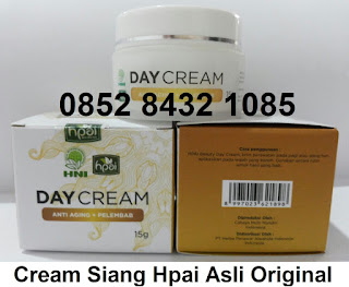 Jual khasiat day cream hpai krim siang alami herbal Asli original