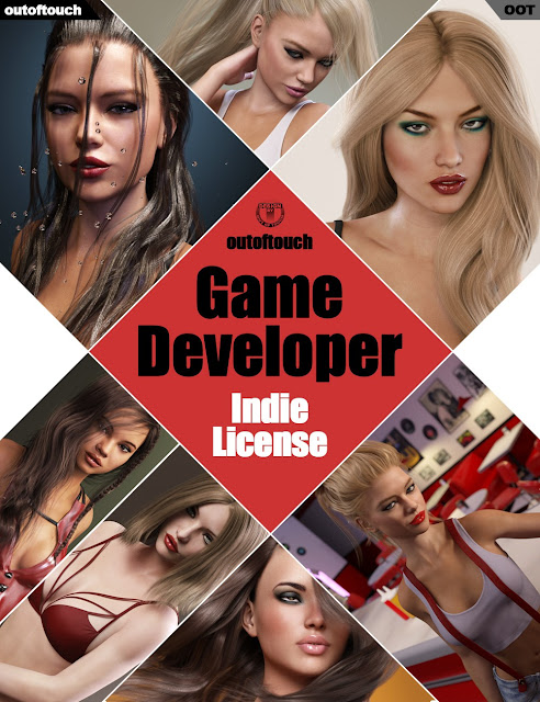 Outoftouch Indie Game Developer License
