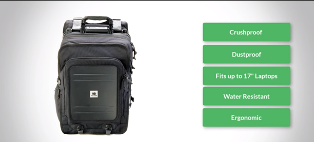 best backpack for laptop and travel