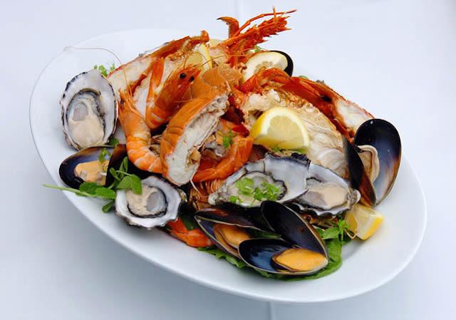 Ikan dan Seafood terbaik untuk pcos