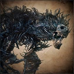 Bloodborne Darkbeast Paarl