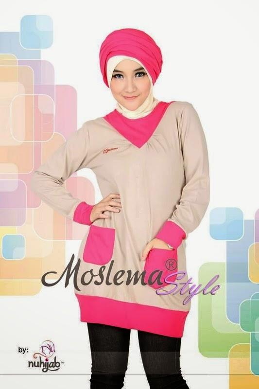 Koleksi Baju Muslim Modern Model Sekarang