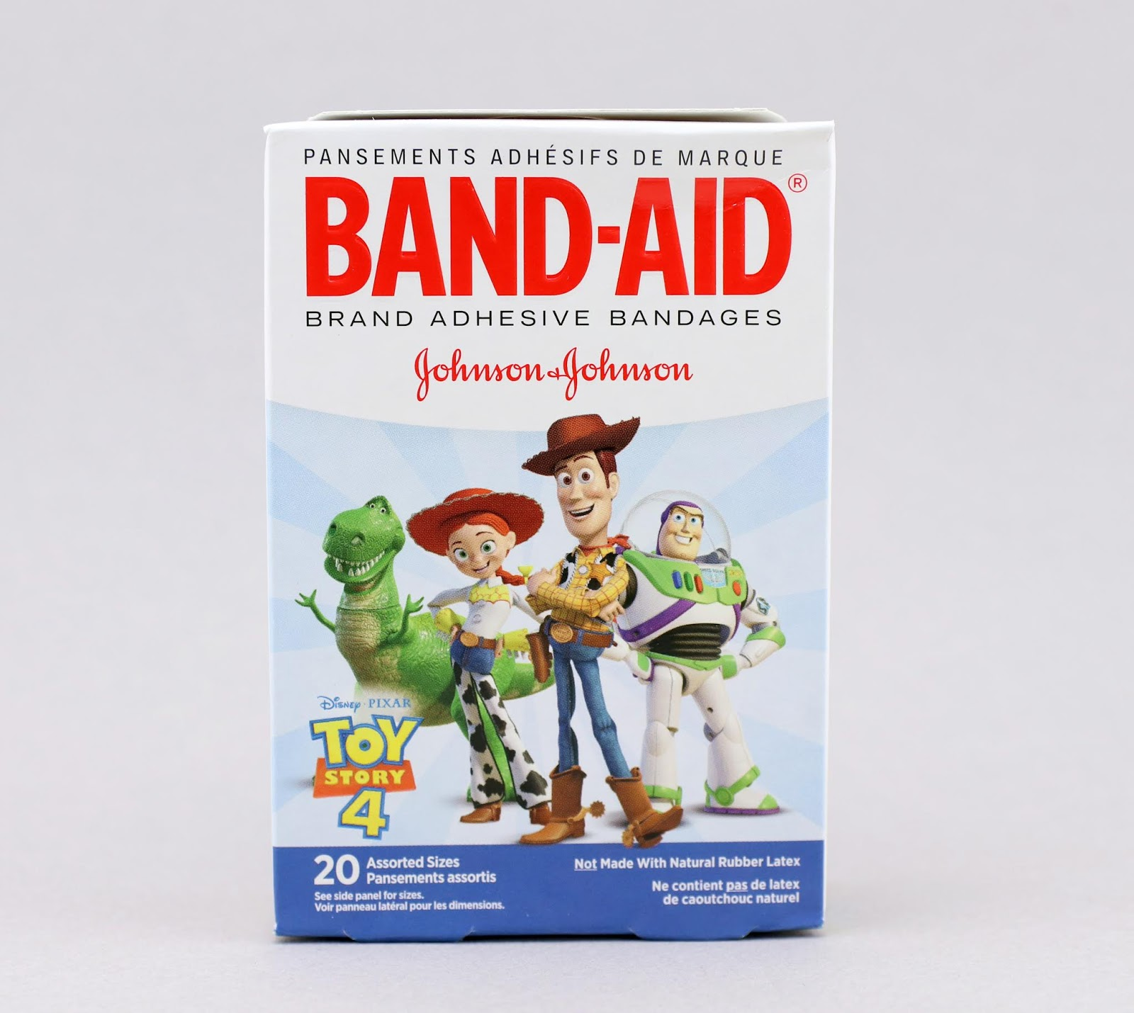 toy story 4 band-aids