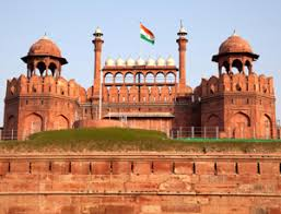 lal kila history in hindi