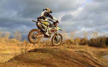 Wallpaper: Motorcycles Sport Motocross