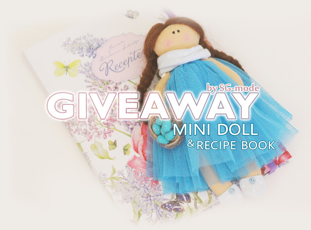 giveaway, doll, tilda, textile doll, art doll, gift, handmade