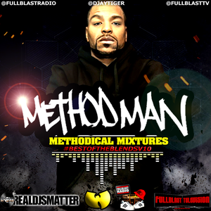 METHOD MAN: BEST OF THE BLENDS VOLUME 10 'METHODICAL MIXTURES'