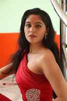Actress Zahida Sam Latest Stills in Red Long Dress at Badragiri Movie Opening .COM 0114.JPG