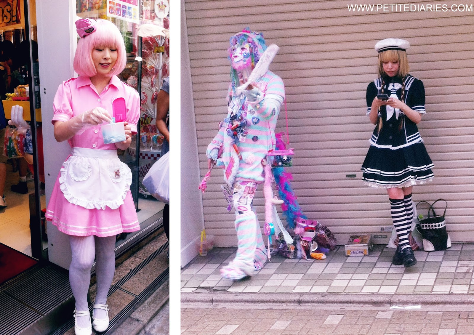 harajuku cosplay style unique