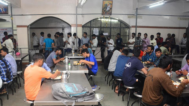 Pune University Refectory