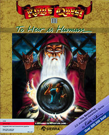 King's Quest III : To Heir Is Human