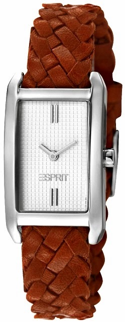 Esprit Timewear Weaves Brown: Price INR 5,995