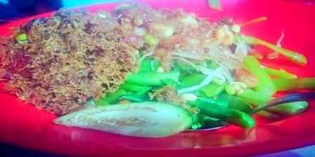 Serombotan kuliner tradisional khas bali