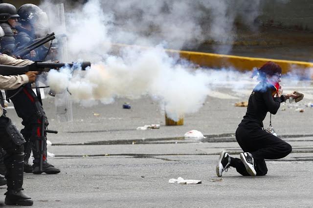 Ex presidentes pidieron a gobiernos de Latinoamérica rechazar la represión en protestas opositoras en Venezuela