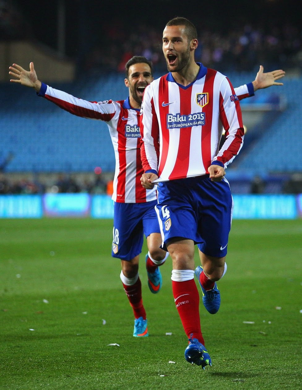 ATLETICO MADRID 2015