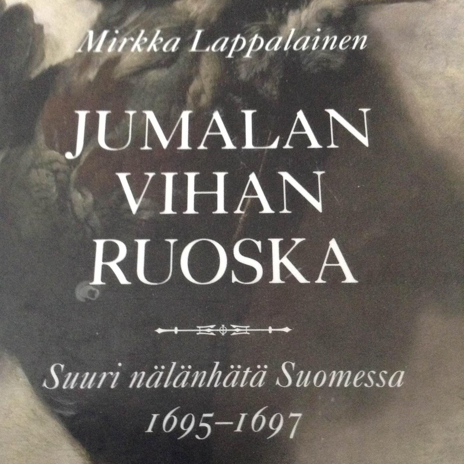 Jumalan Vihan Ruoska