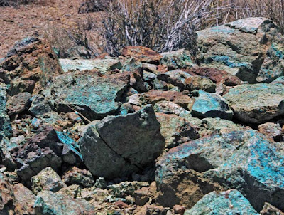formacion de la crisocola | foro de minerales