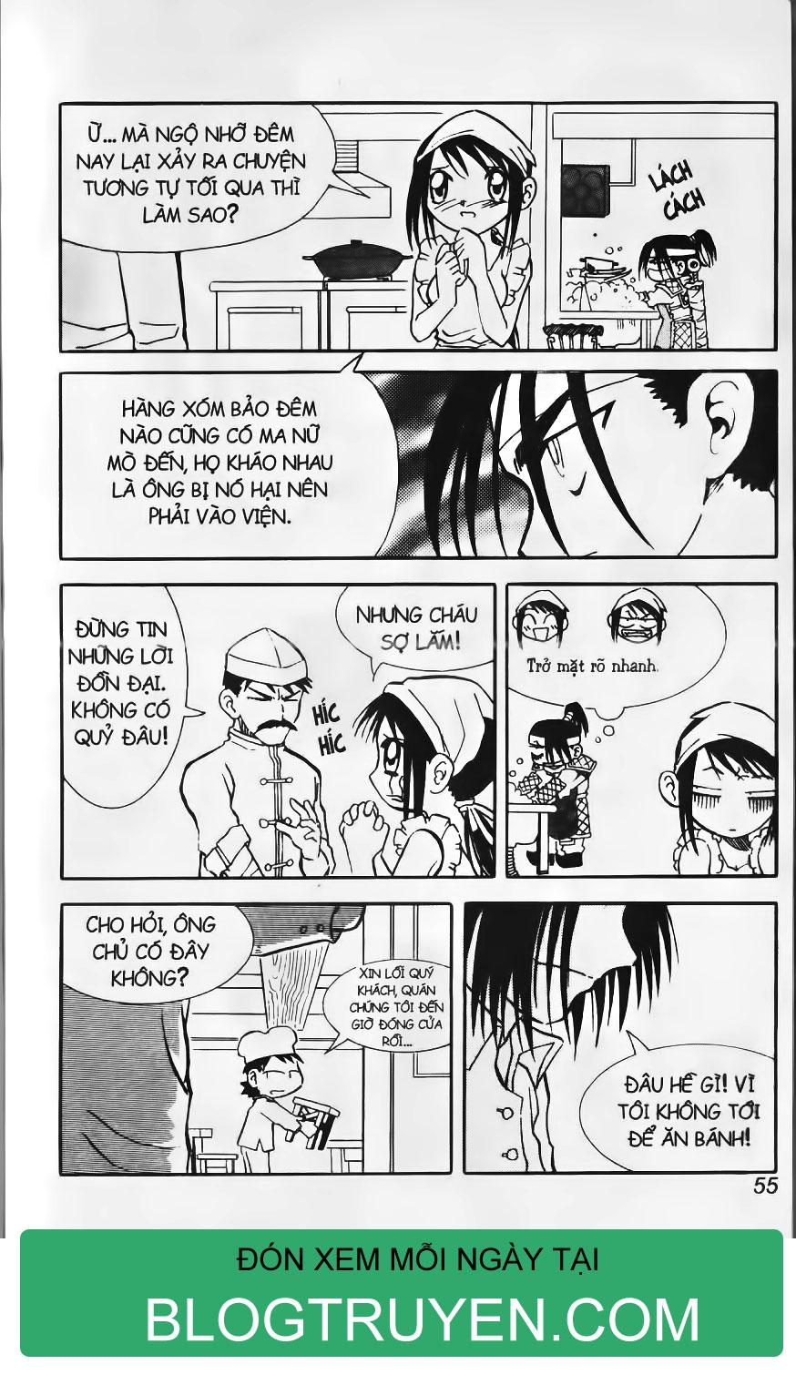Hội pháp sư chap 07-a trang 18