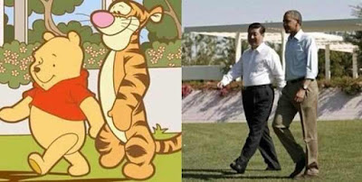 Winnie the Pooh and Xi Jinping: too similar?
