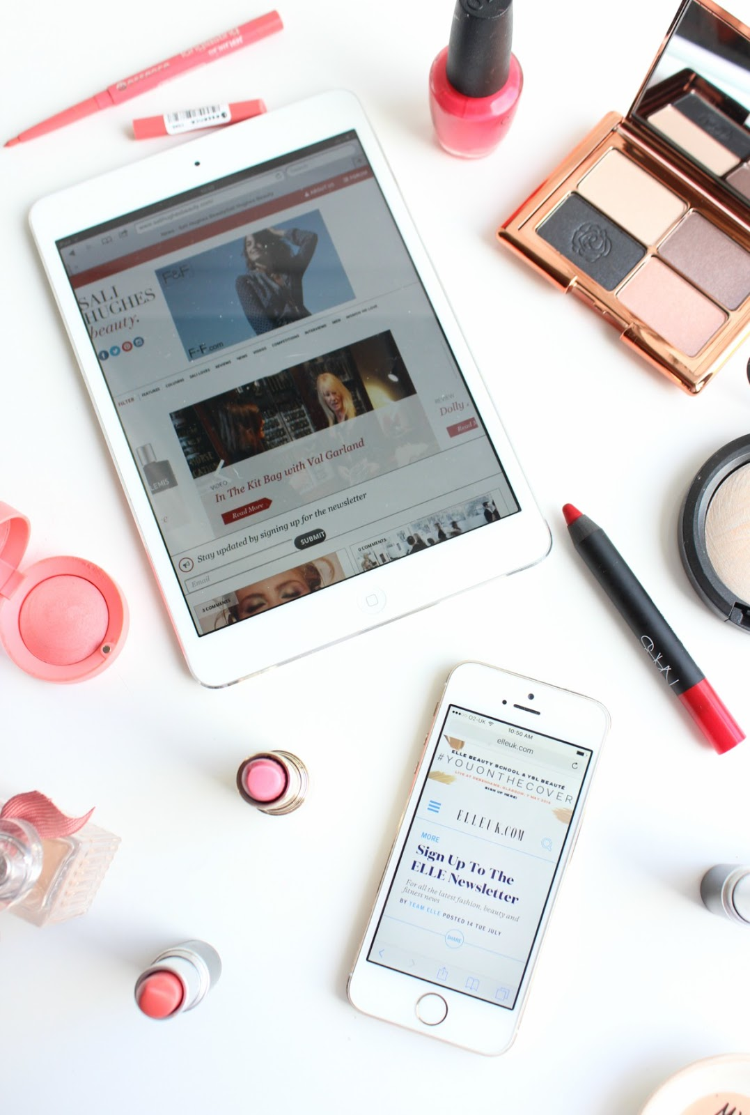 5 Beauty Newsletters to Sign Up For