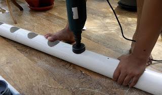 Cara Membuat Tanaman Hidroponik dengan Paralon (5 Tahapan)
