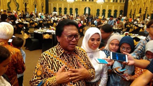 OSO: Daerah Masih Membutuhkan Jokowi