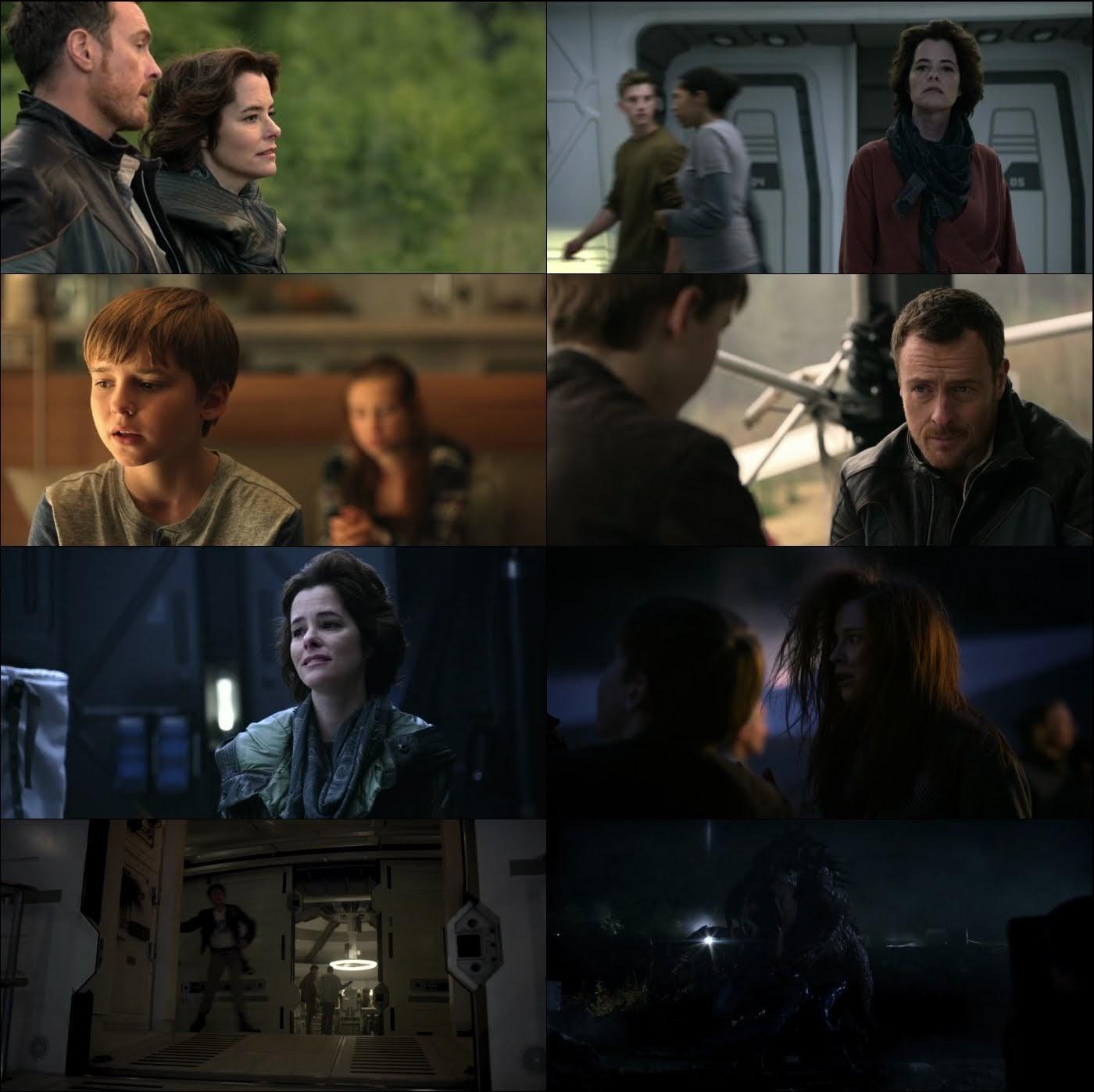 Lost in Space Temporada 1 720p Latino