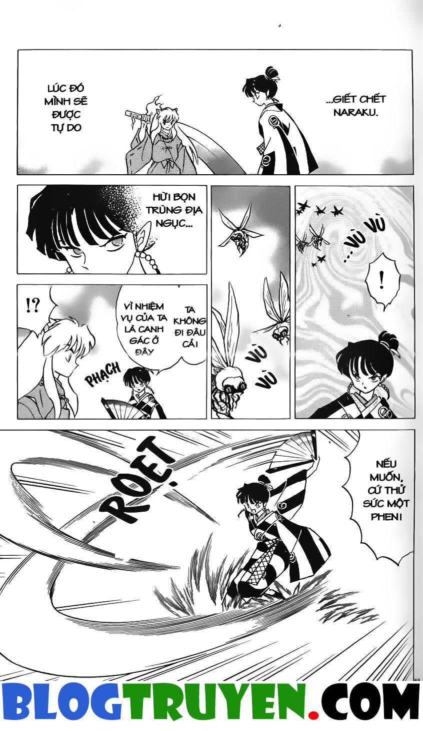 Inuyasha vol 23.3 trang 10