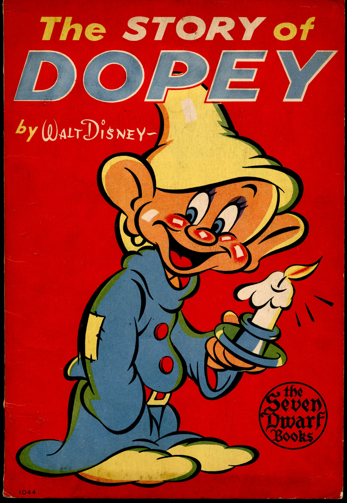 Filmic Light Snow White Archive The Story Of Dopey Book