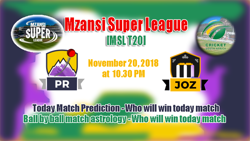 Today Match Prediction Who Will Win Today Cricket: Today