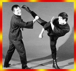 The Principle Behind The Techniques In Jeet Kune Do