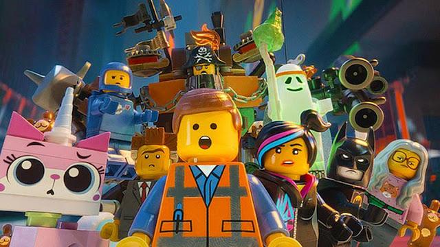 Η Ταινία Lego (2014-2017)