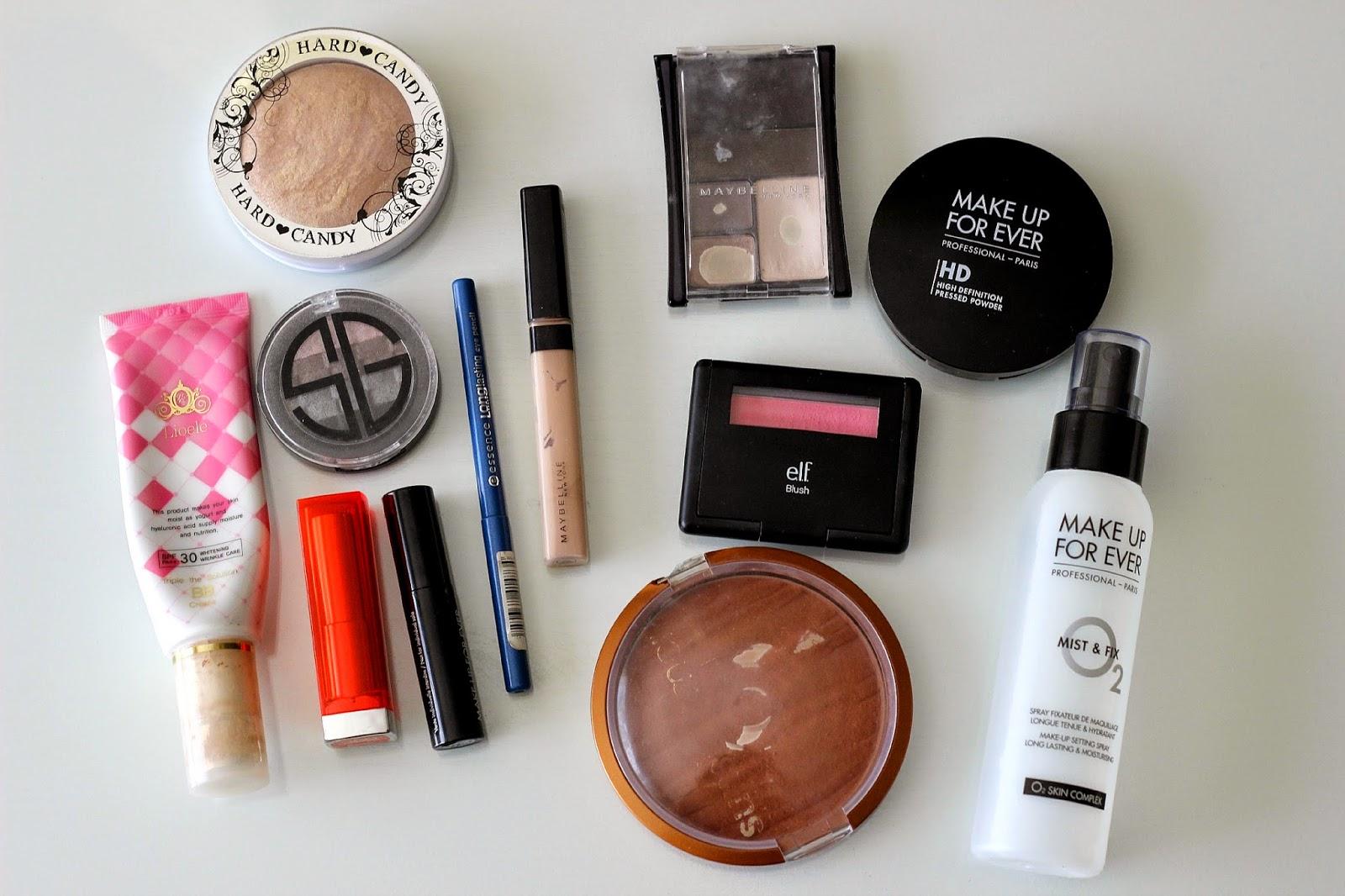 Pop of Blue Eyes + Orange Lips   Spring Makeup Tutorial   Natalie Loves Beauty
