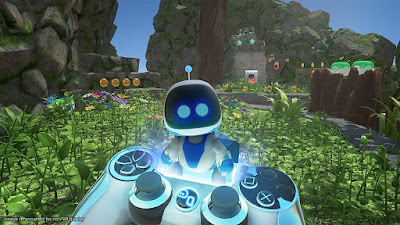 Astro Bot Rescue Mission Game Screenshot 9