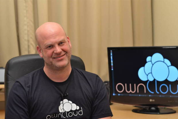 Frank Karlitschek Akan Terus Memimpin Proyek ownCloud