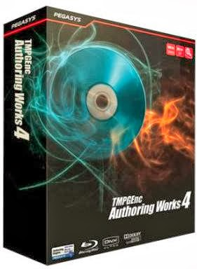 Download TMPGenc Authoring Works 4 + Ativação