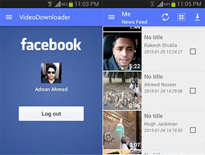 MyVideo Downloader For Facebook