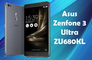harga dan spesifikasi Asus Zenfone 3 Ultra ZU680KL terbaru