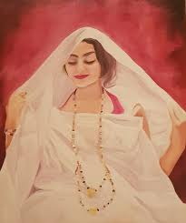 إكتشفي الملحفة الصحراوية رمز الهوية وجمال المرأة الصحراوية