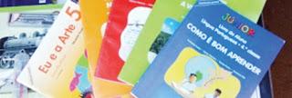 Já estão comprados os 16 milhões de livros para distribuição gratuita