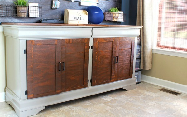 dresser to buffet