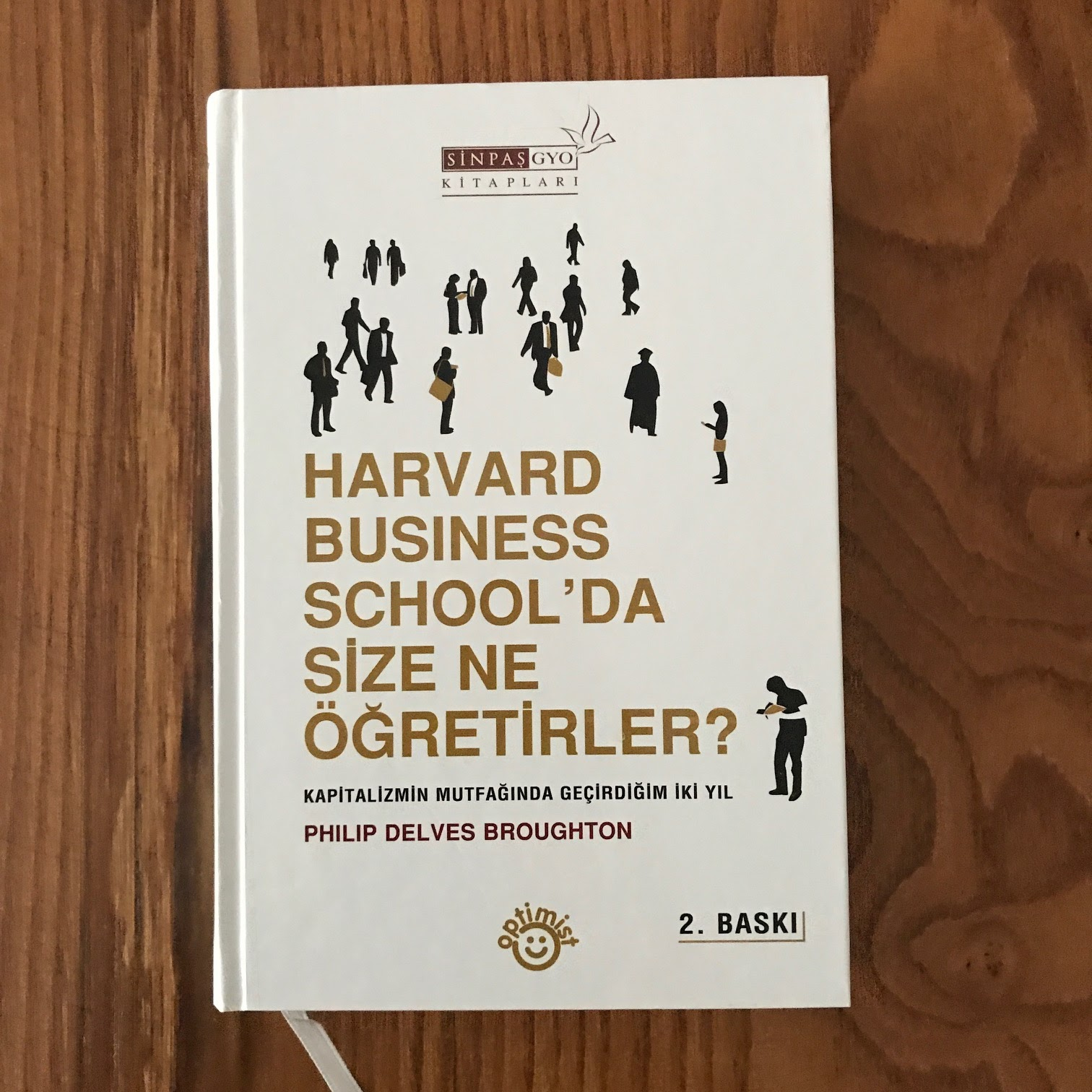 Harvard Business School'da Size Ne Ogretirler