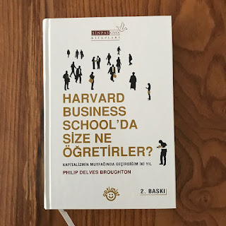 Harvard Business School'da Size Ne Ogretirler?